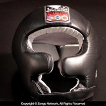 Leather Headgear